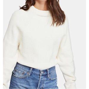 "NWT Free People ""Too Good"" sweater"